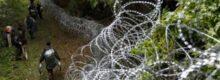 Oberster deutscher Polizist fordert Grenzzaun zu Österreich! Sinnvoller wäre ein Zaun an der österreichisch-slowenischen Grenze.