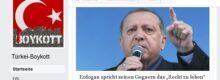 Deutsche, boykottiert die Erdo-Türken!