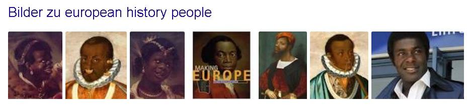 European History People
